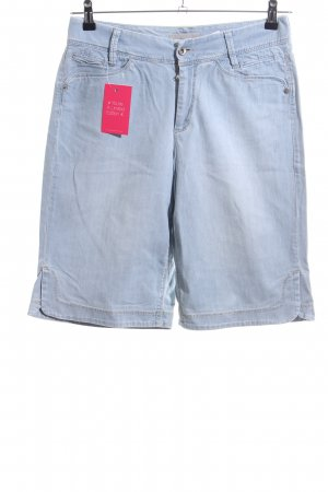Gardeur Bermudas blue casual look
