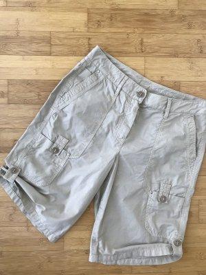 Gardeur Bermudas beige cotton