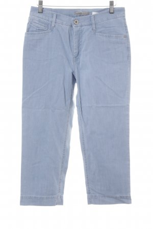Gardeur Boot Cut Jeans himmelblau Casual-Look