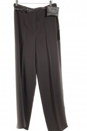 Gardeur Bundfaltenhose grau Business-Look