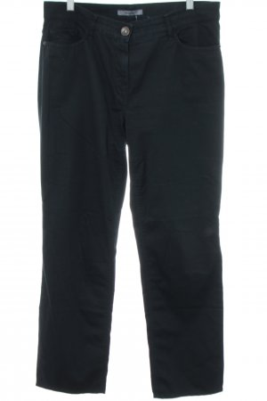 Gardeur Five-Pocket-Hose schwarz Casual-Look