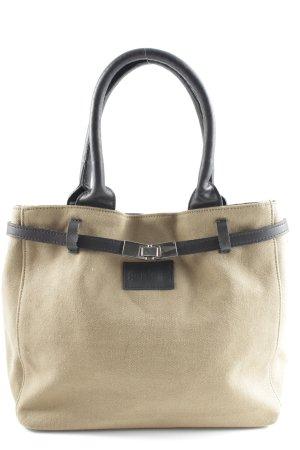 Gardeur Handtasche olivgrün-schwarz schlichter Stil