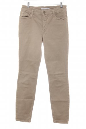Gardeur High Waist Jeans camel Casual-Look