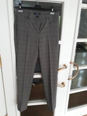 Atelier Gardeur Stoffen broek grijs