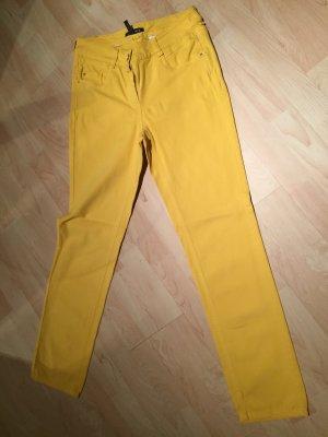 Gardeur Jeanshose gelb Gr. 36/ short