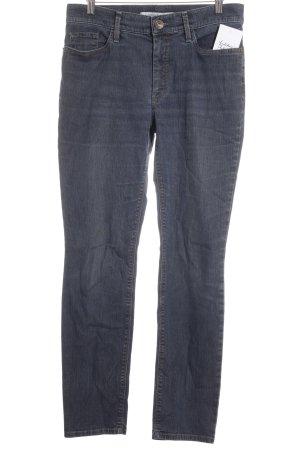 Gardeur Skinny Jeans blau Casual-Look