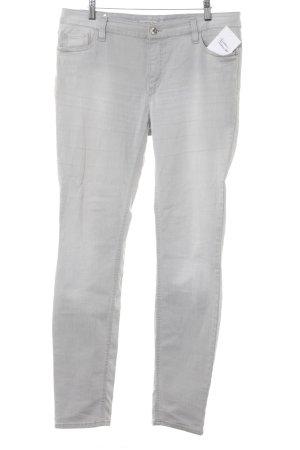 Gardeur Slim Jeans hellgrau Casual-Look
