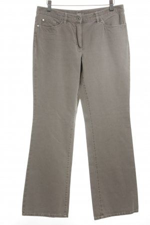 "Gardeur Straight-Leg Jeans ""Ivy"" hellbraun"