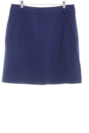 Gardeur Taftrock blau schlichter Stil