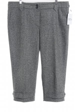 Gardeur Woolen Trousers dark grey casual look
