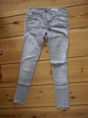 GAS graue Jeans slim 28/34