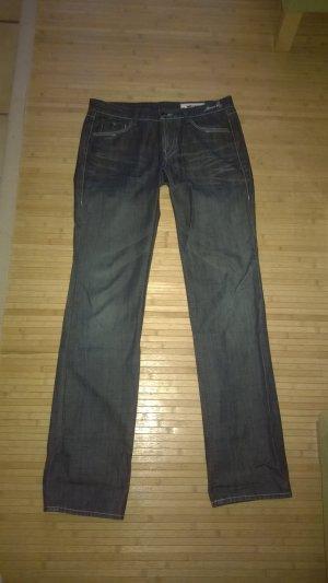 GAS Jeans 28/34 in dunkelblau, kaum getragen