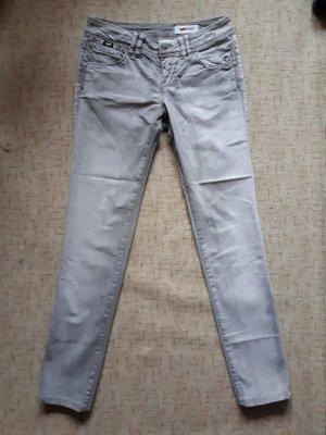 GAS Jeans 28 grau