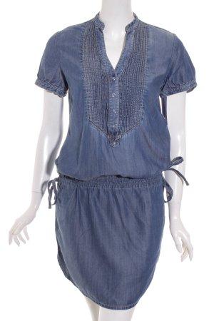 Gas Jeanskleid blau Casual-Look
