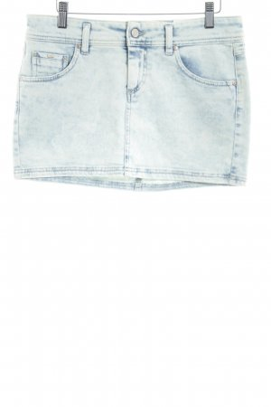 Gas Minirock blassblau Casual-Look