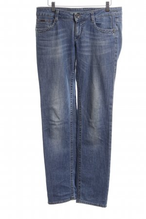 Gas Slim Jeans blue casual look