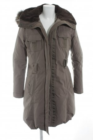 Gas Winterjacke khaki Casual-Look