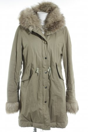 Gas Wintermantel mehrfarbig Casual-Look