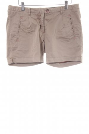 Gaudi Hot Pants beige Casual-Look