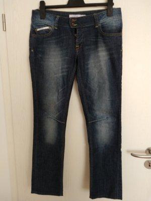 Gaudi Jeans mit Strasssteinen
