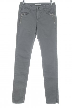 Gaudi Slim Jeans grau Casual-Look