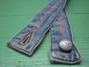 Gaultier JeansGürtel NEON bestickt