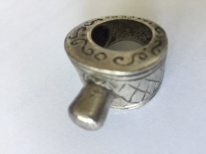 Gaultier Ring Vintage