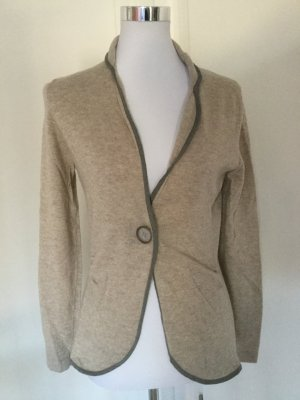 GC Fontana bequemer Cashmere/Merinowolle Cardigan
