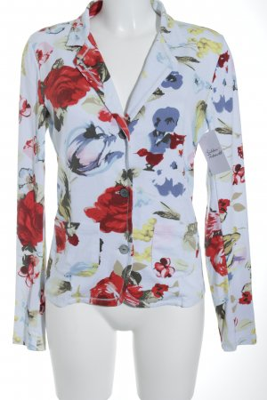 GCfontana Jerseyblazer florales Muster Casual-Look