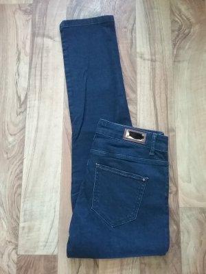 GDM Grain de Malice Orsay Skinny Dark Blue Jeans Gr. 34 L29