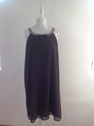 GDM Kleid dunkelbraun Gr. 36 vielfältig kombinierbar
