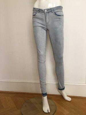 gebleichte Skinny Jeans von VILA