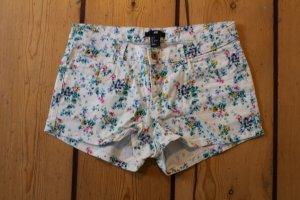 H&M Hot Pants multicolored mixture fibre