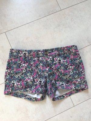 American Eagle Outfitters Shorts multicolore Cotone
