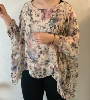 Cartoon Bodyblouse veelkleurig