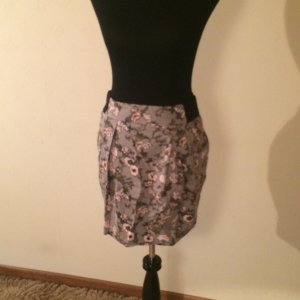 H&M Tulip Skirt multicolored