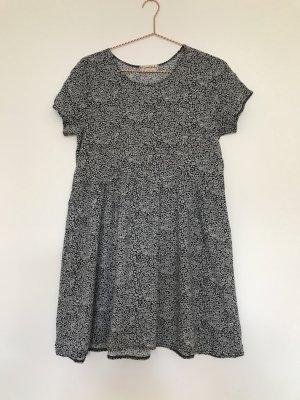 Urban Outfitters Babydoll-jurk veelkleurig Gemengd weefsel