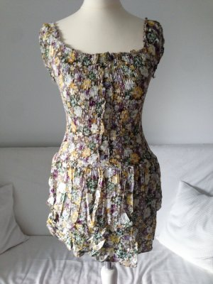 Geblümtes Kleid Größe XS/S 34/36