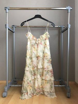 Geblümtes Kleid von Mango
