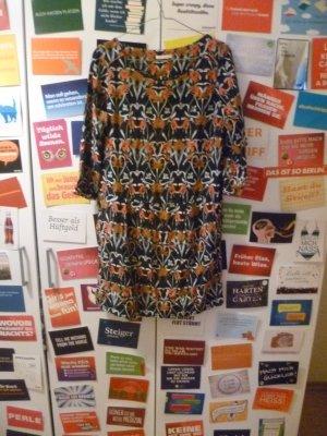 Geblümtes Kleid von Promod, Blogger, Romance, Vintage, Blumen