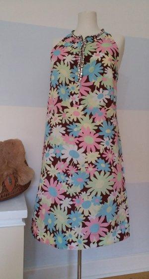 Marni A-lijn jurk veelkleurig