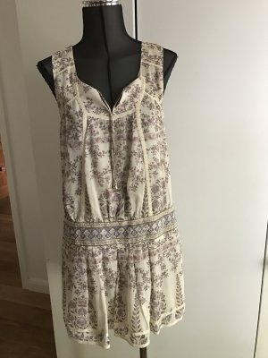 Geblümtes Sommerkleid von Massimo Dutti