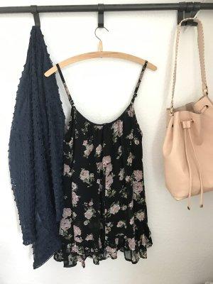 Geblümtes Sommerkleid von Miss Selfridge, Größe M