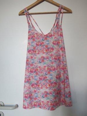geblümtes Strandkleid von Asos