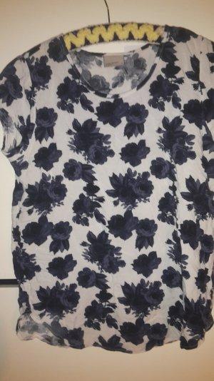 geblümtes T-shirt von Vero Moda