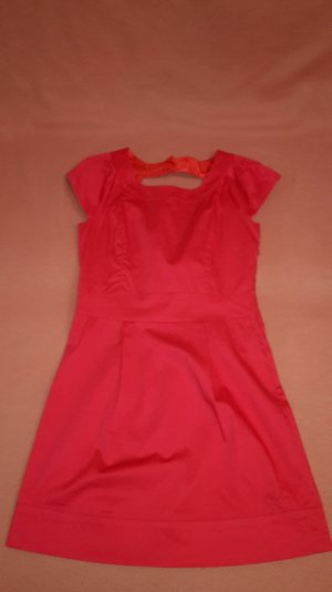 GEBRAUCHTES rotes PEPE JEANS Kleid Modell 'Frenchi'