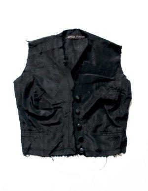 Gecrashte Weste - Boho - Japanese Deconstructivism - Concept Fashion