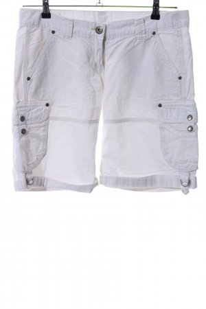 Geelong Shorts weiß Casual-Look