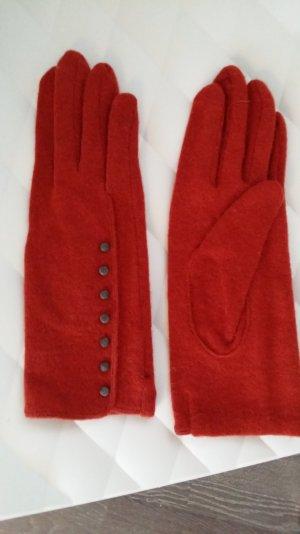 gefilzte Handschuhe von Röckl
