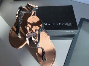 geflochtene Sandalen von Marc O'Polo